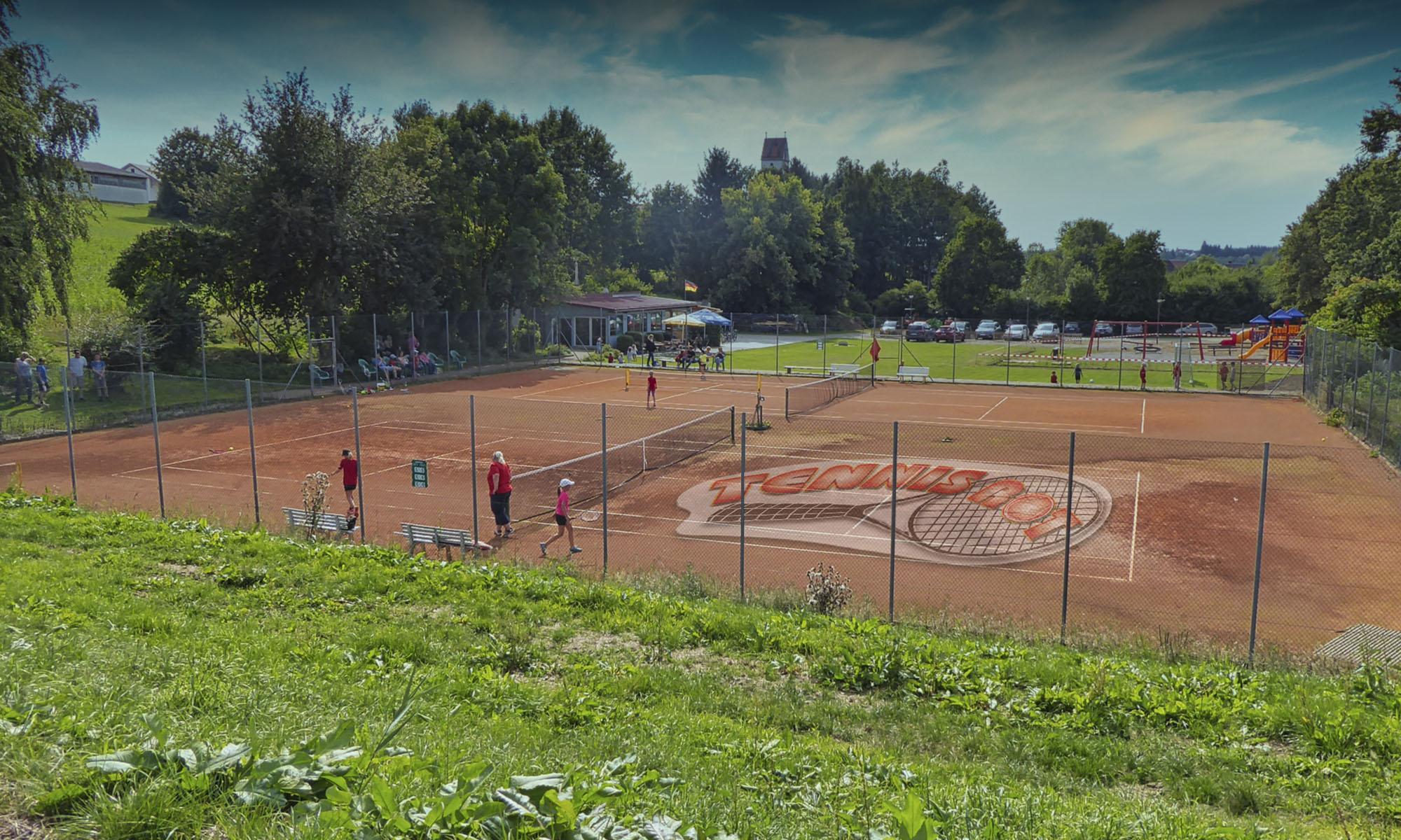 Tennis Rot